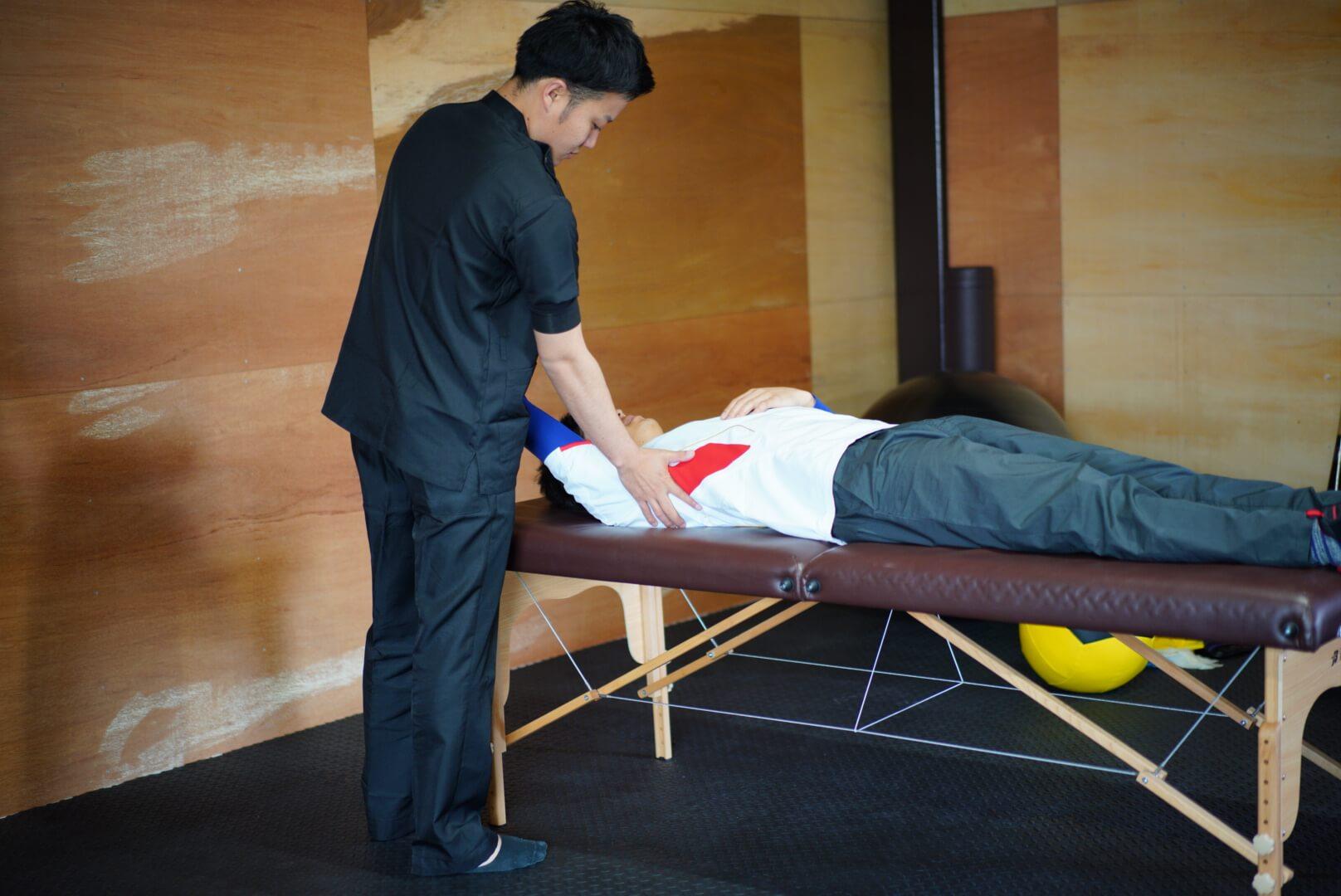 熊本カタラボ 野球肩の理学療法評価