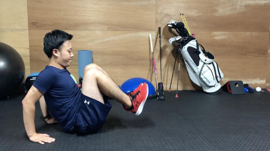 下腹部をトレーニングする方法